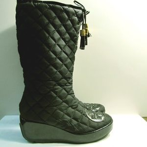 Women's Tory Burch Quilted Boots on Poshmark : tory burch quilted boots - Adamdwight.com